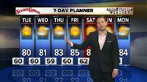 13 First Alert Weather for Oct. 22 [Video]