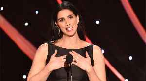Sarah Silverman Dishes Info On Louis C.K. [Video]