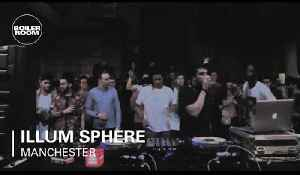 Illum Sphere 60 min DJ Set live from Manchester Art Gallery - Red Bull Music Academy Takeover [Video]