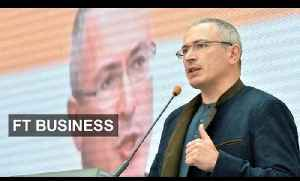 Yukos case in 60 seconds | FT Business [Video]
