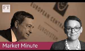 ECB policy meeting, lira recovers | Market Minute [Video]