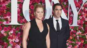 Amy Schumer Expecting First Child with Husband Chris Fischer [Video]