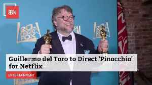 Guillermo del Toro Is Helping Netflix [Video]