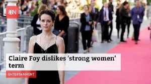 Claire Foy Does Not Agree With
