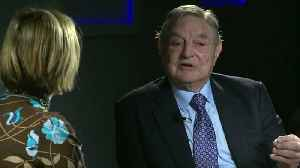 News video: Suspected Explosive Device Found At George Soros' Home