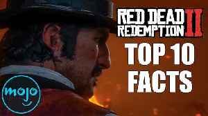 Top 10 Things You Need To Know About Red Dead Redemption 2 [Video]
