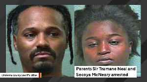 Malnourished 5-Month-Old Suffers Fatal Heart Attack In Oklahoma, Parents Arrested [Video]