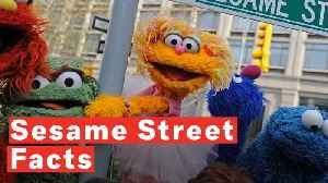 Sesame Street - 7 Things You Didn't Know [Video]