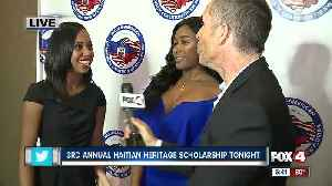 3rd annual Haitian Heritage Scholarship Gala 6:45 PM [Video]