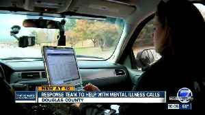 Response team to help with mental health calls in Douglas County [Video]
