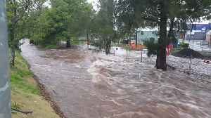 Downpour Causes Extreme Flooding in Australia [Video]
