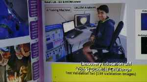 'Top Young Scientist' 13-year-old Rishab Jain aids in fight against pancreatic cancer [Video]