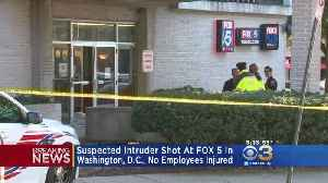 Police: Fox 5 Security Guard Shoots Suspected Intruder [Video]