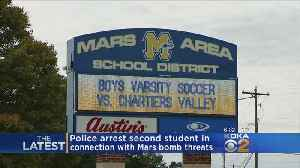 Second 16-Year-Old Girl Arrested In Connection With Mars School District Threats [Video]