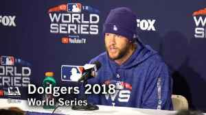 Clayton Kershaw on the importance of winning a World Series [Video]