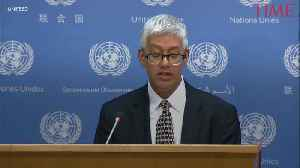 U.N. Chief Expresses Outrage Toward Ebola Health Workers Being Attacked in Congo [Video]