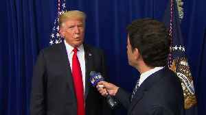 Exclusive Interview With President Trump [Video]