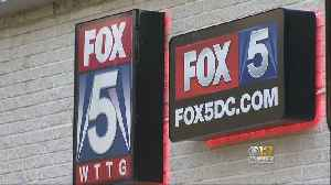 Fox 5 DC Security Guard Shoots Suspect Trying To Enter TV Station [Video]