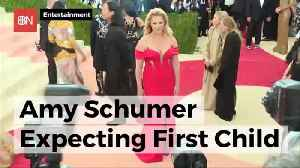 Amy Schumer Is Not Making Jokes About New Baby [Video]