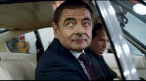 Rowan Atkinson Demands A Very Hot Red Aston Martin For His New Movie [Video]