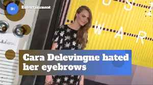 Cara Delevigne Has Some Insecurities About Her Appearance [Video]
