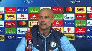 Man City boss Guardiola says his side need to be
