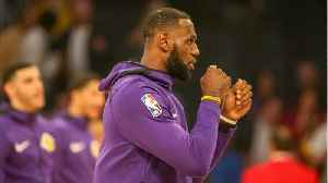 LeBron James Misses Free Throws, Lakers Lose In OT [Video]