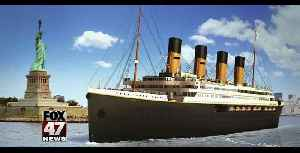 Titanic II to set voyage in 2022 [Video]