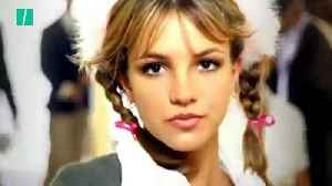 Twenty Years Of Britney Spears On 'Baby One More Time' Anniversary [Video]