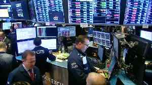 Stocks plunge at NYSE open [Video]