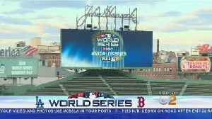 Dodgers, Red Sox Meet At Fenway Park In Game 1 Of Historic World Series [Video]