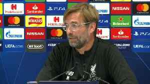 Klopp looks to the Kop as Liverpool face a tough game against Red Star [Video]