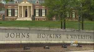 Hand, Foot, Mouth Disease Outbreak At Johns Hopkins' Homewood Campus [Video]