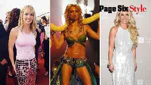 Britney Spears and her style have come a long way [Video]