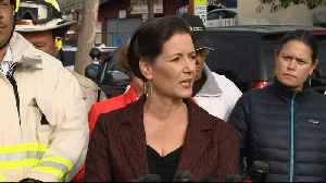 Raw Video: Mayor Schaaf, Oakland Officials Hold Briefing On Suspicious Construction Fire [Video]