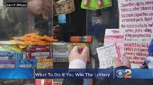 What To Do If You Win The Lottery [Video]