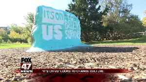 Preventing sexual assaults is focus for MSU 'It's On Us Action Week' [Video]