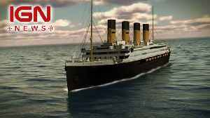Titanic 2 Set to Sail in 2020 [Video]
