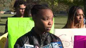 Teen Says She Was Suspended When Classmate Called Her a Racial Slur [Video]