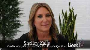 #SeeHer Co-Founder Zalis: Gender Equality Score Is New Industry Standard [Video]