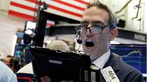 Stocks On Wall Street Sink For Second Day [Video]