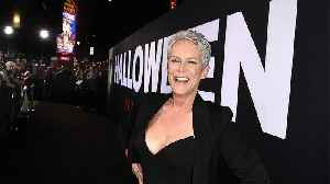 Jamie Lee Curtis Happily Brags After Halloween Makes History as Biggest Female-Led Horror Movie [Video]