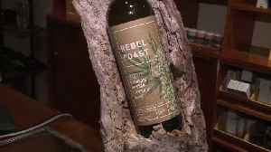 California`s First Cannabis-Infused Wine Won`t Give You a Hangover [Video]