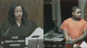 Suspects Who Led Police In Miami-Dade Chase Appear In Bond Court [Video]