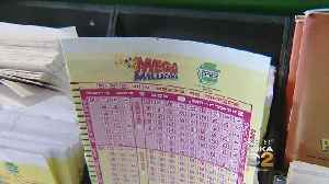 Record $1.6 Billion Mega Millions Jackpot Up For Grabs [Video]