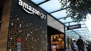 First Amazon Go Store Opens In California [Video]