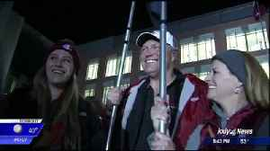 Worth the wait: Coug fans go all out for College GameDay [Video]