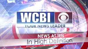 WCBI NEWS AT 10, October 21,2018 [Video]