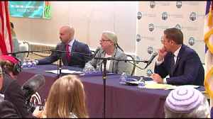 VIDEO Pennsylvania's 7th district candidates meet for forum in Allentown [Video]