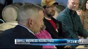 Small Business Roundtable [Video]